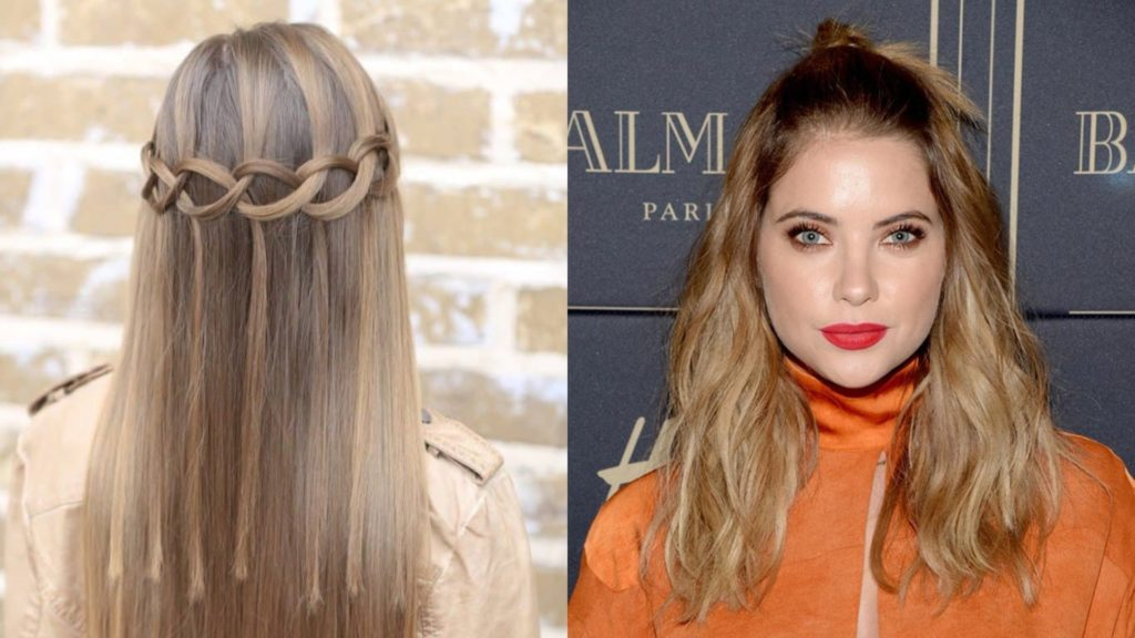 Excellent 20 Hot And Happening Girls Hairstyles For Party Haircuts Natural Hairstyles Runnerswayorg