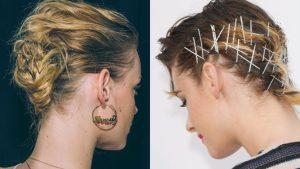 21 Most Attractive Hairstyles with Hair Pins