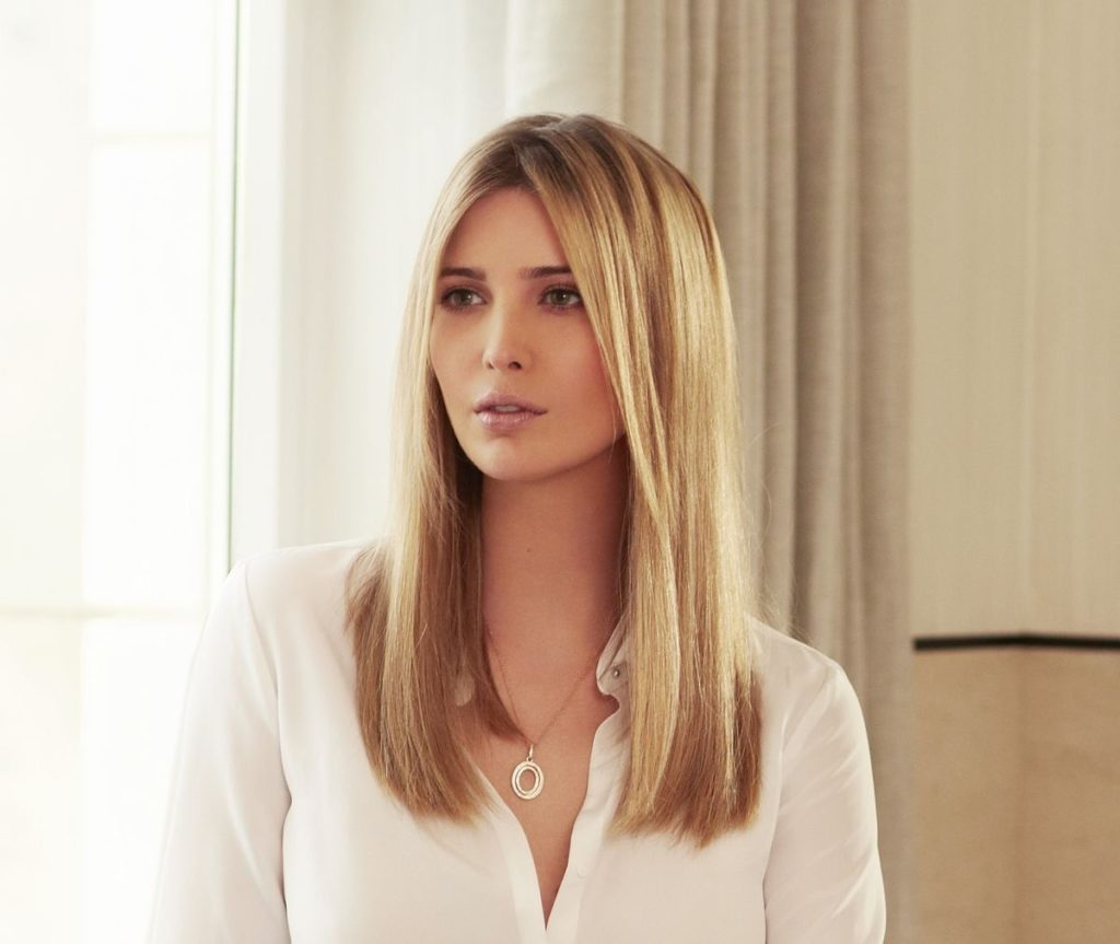Ivanka Trump Hairstyles