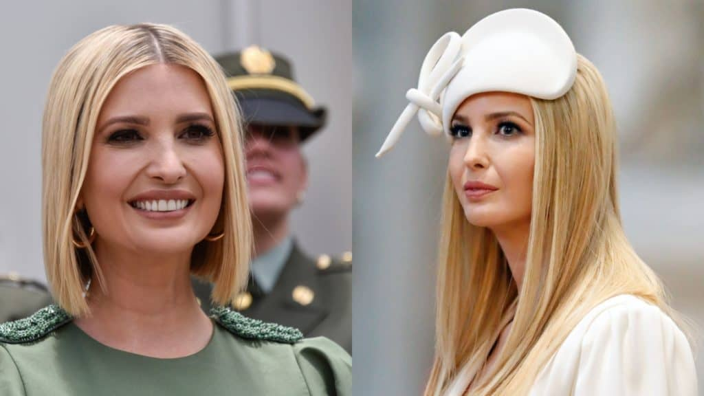 18 Very Attractive Ivanka Trump Hairstyles