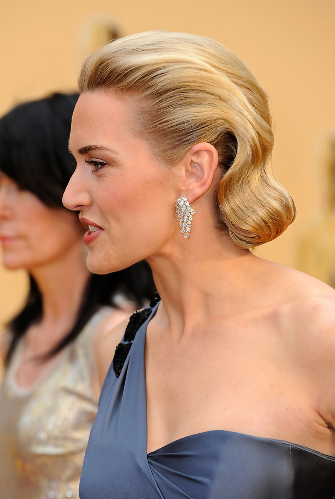 Pulled Back Hairstyles