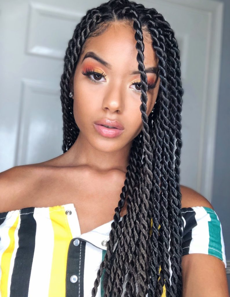 21 Most Coolest Twist Hairstyles For