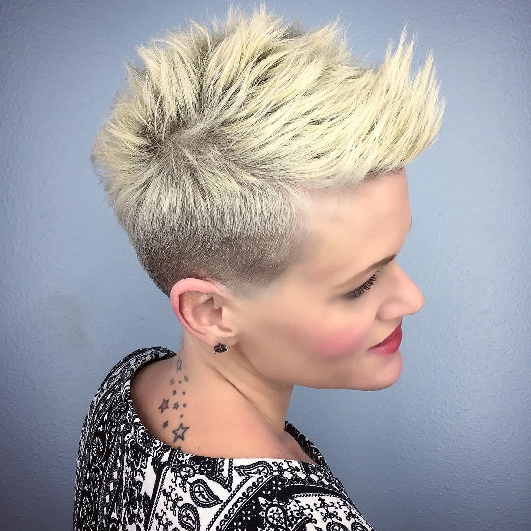 Edgy Haircuts