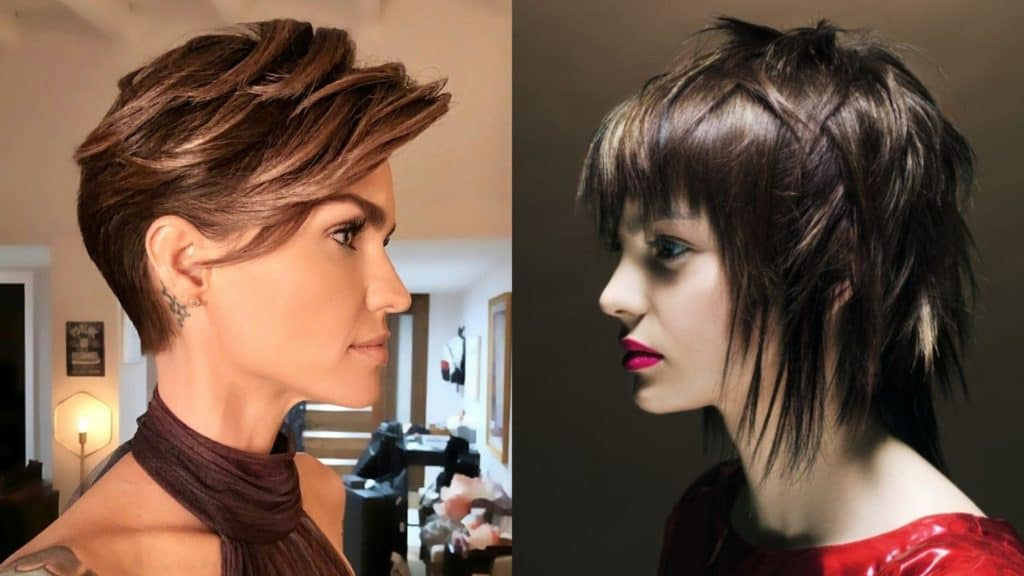 21 Edgy Haircuts for Women to Look Super Model