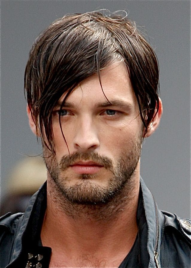Mens Hairstyles with Thin Hair