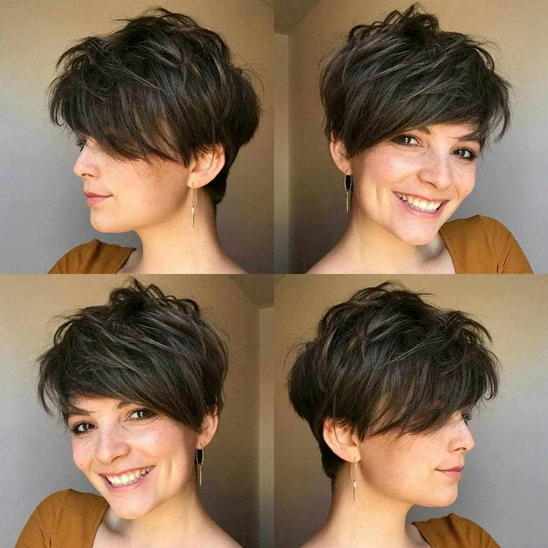 30 Roaring and Attractive Short Hairstyles 2020 , Haircuts