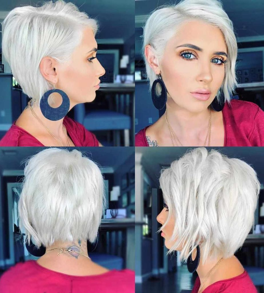 30 Roaring and Attractive Short Hairstyles 2020 - Haircuts ...