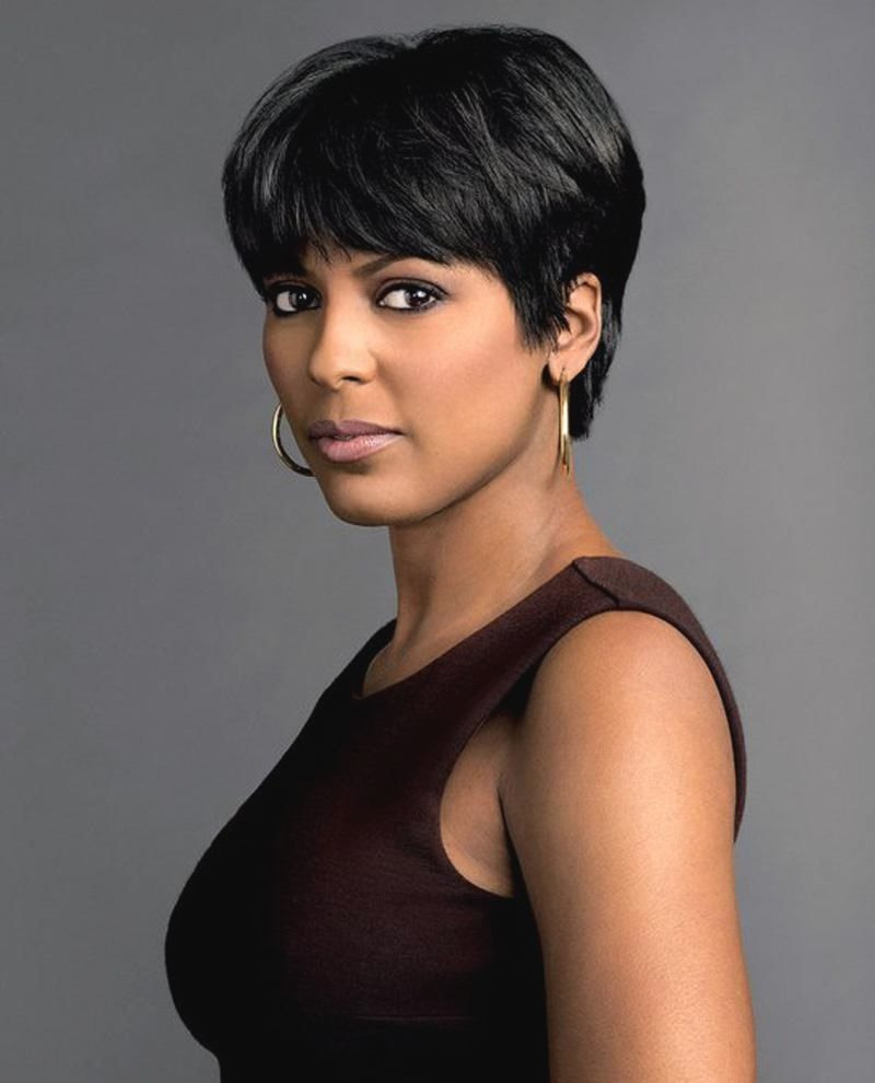 Short Hairstyles for Black Girls