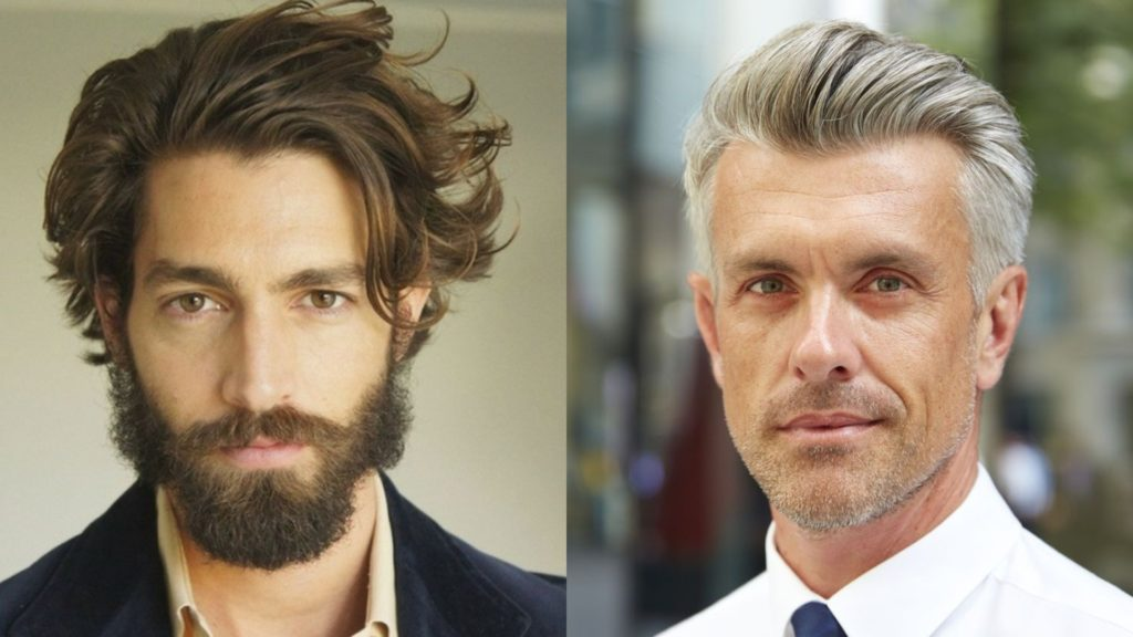 21 Stylish Hairstyles for Men to Look Attractive