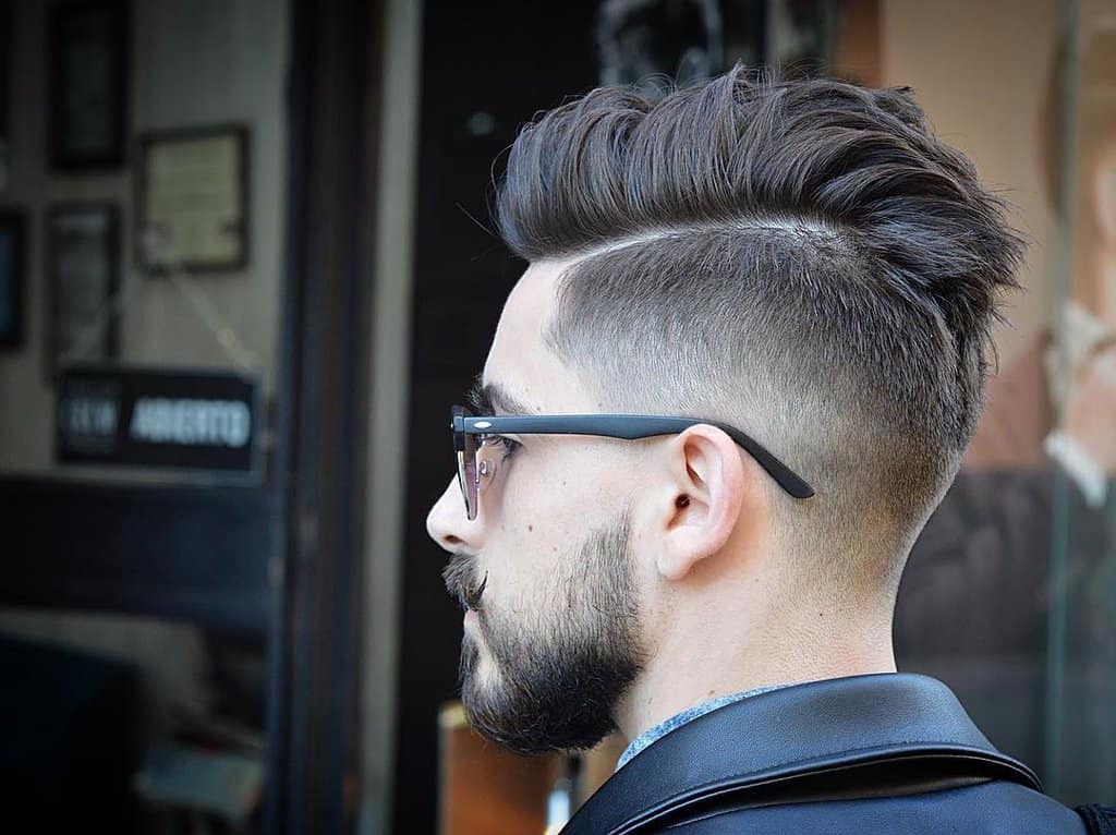 25 Most Stylish Hairstyles with Disconnected Undercut
