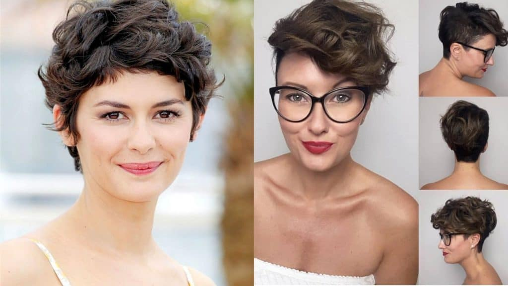21 Undoubtedly Coolest Pixie Cuts for Wavy Hair