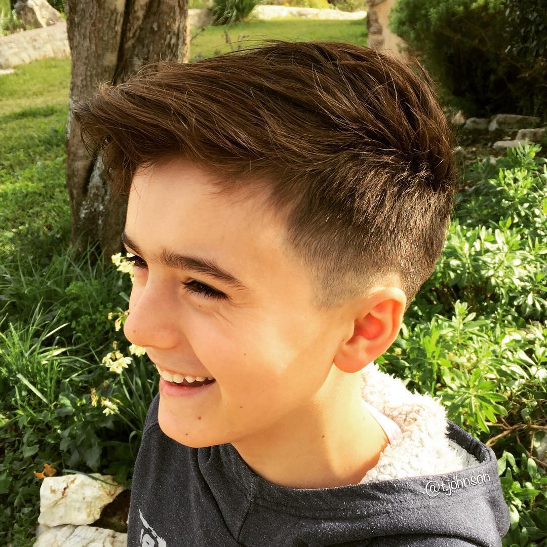 Cute Haircuts for Boys