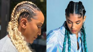 22 Most Coolest and Fabulous Feed in Braids