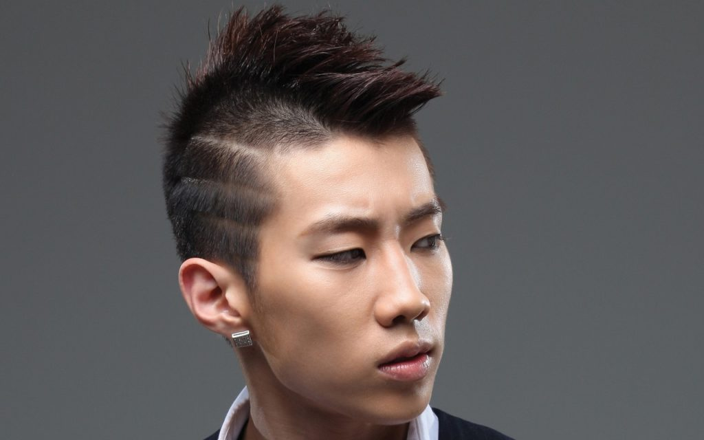 Korean Hairstyles for Men
