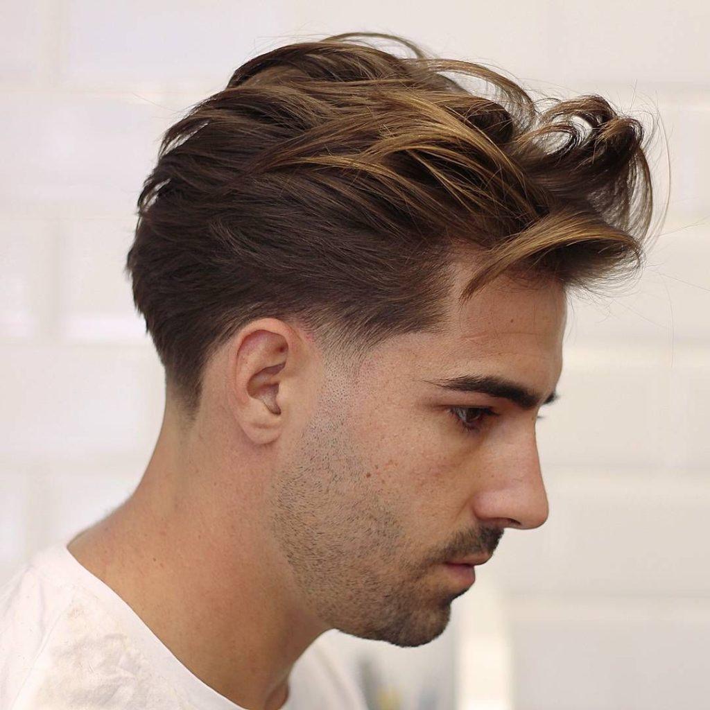 Mens Hairstyles 2020