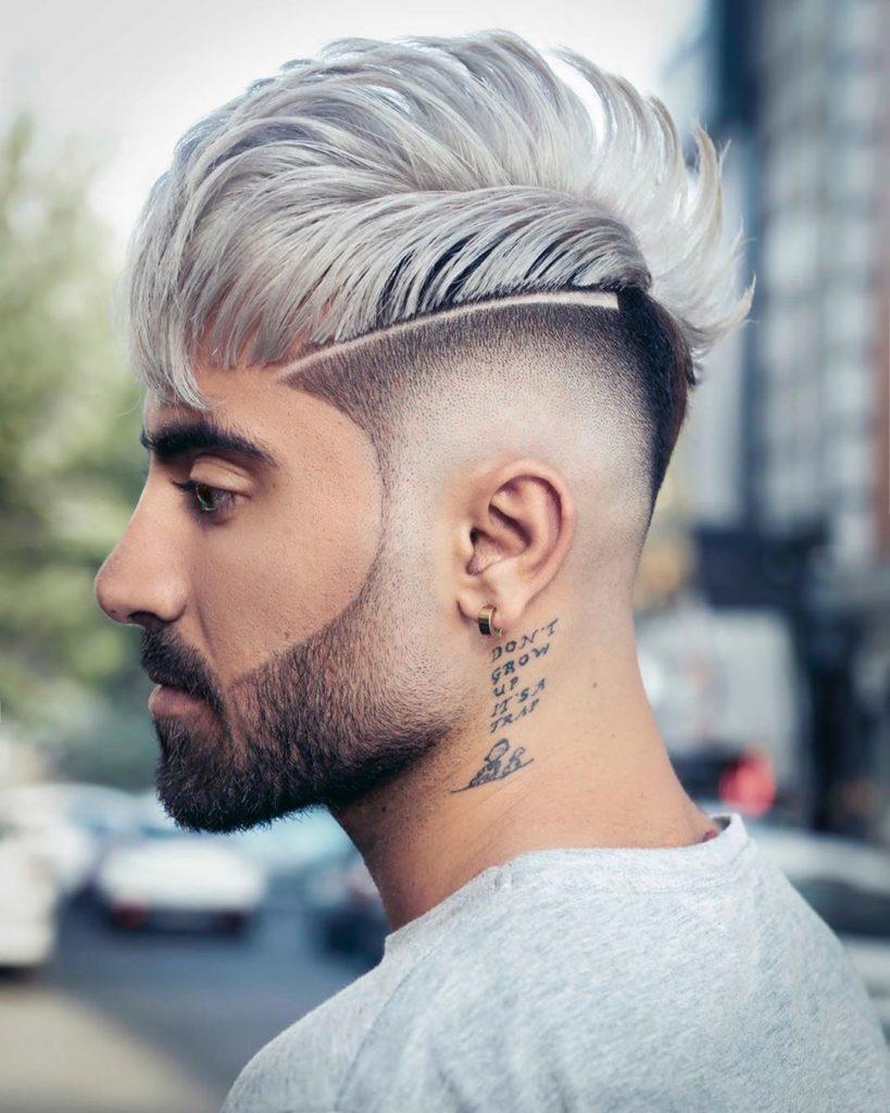 Mens Hairstyles 2021
