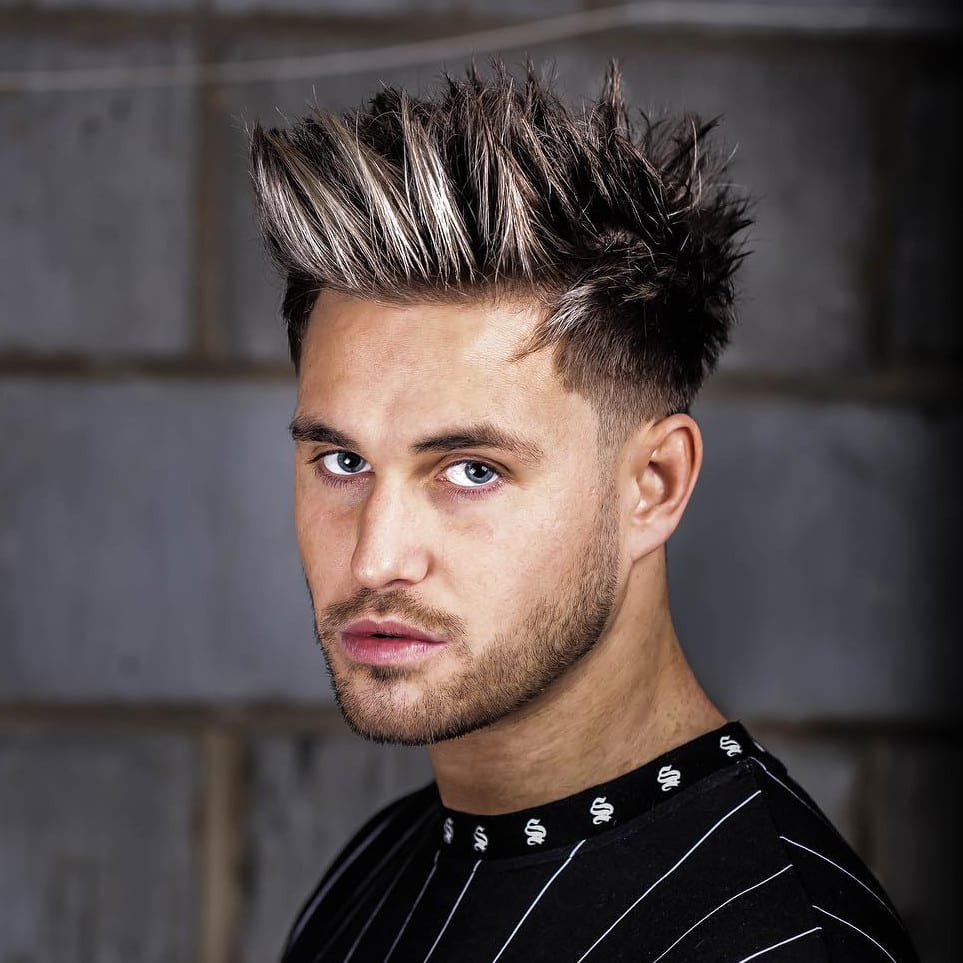 30 Mens Hair Trends - Mens Hairstyles 2020 - Haircuts & Hairstyles 2020