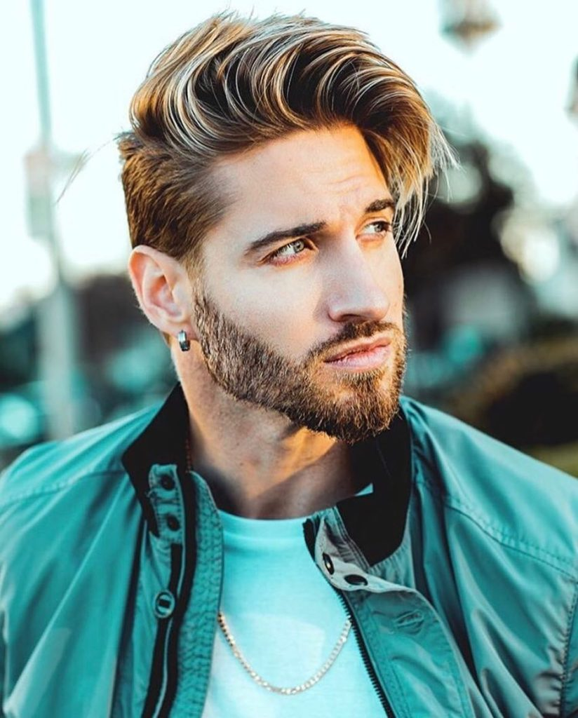 30 Mens Hair Trends - Mens Hairstyles 2020 - Haircuts ...