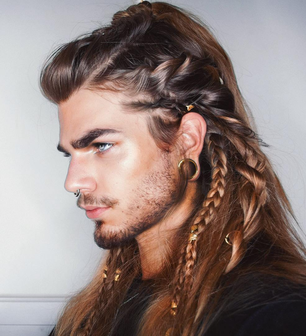 Braids for Boys