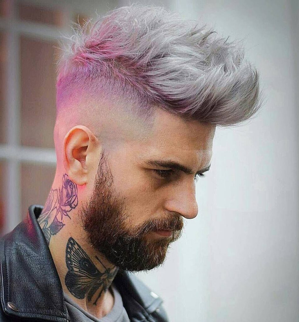 Hair Color for Men