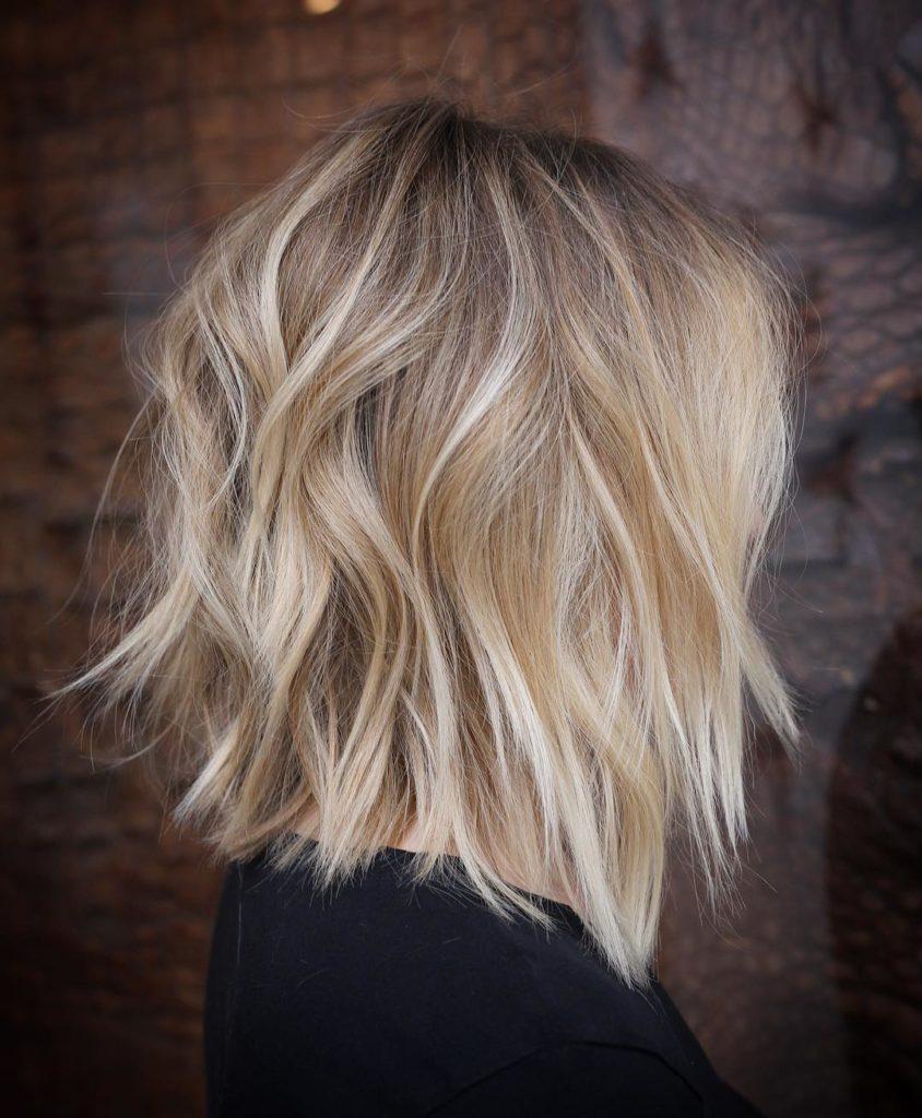 Lob Haircuts 2020
