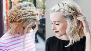 20 Most Amazing Medium Braided Hairstyles
