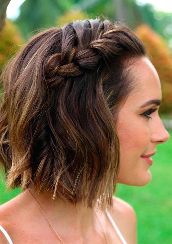 Medium Braided Hairstyles