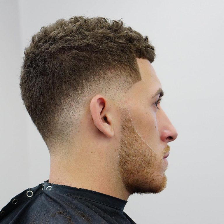 Short Fade Haircuts for Guys