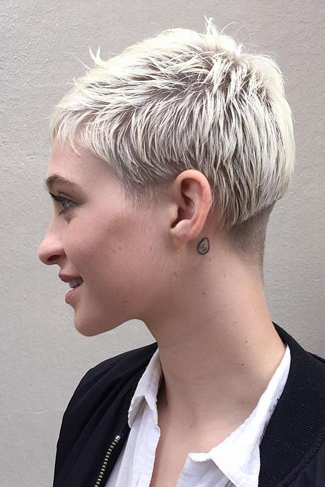 Short Layered Hairstyles