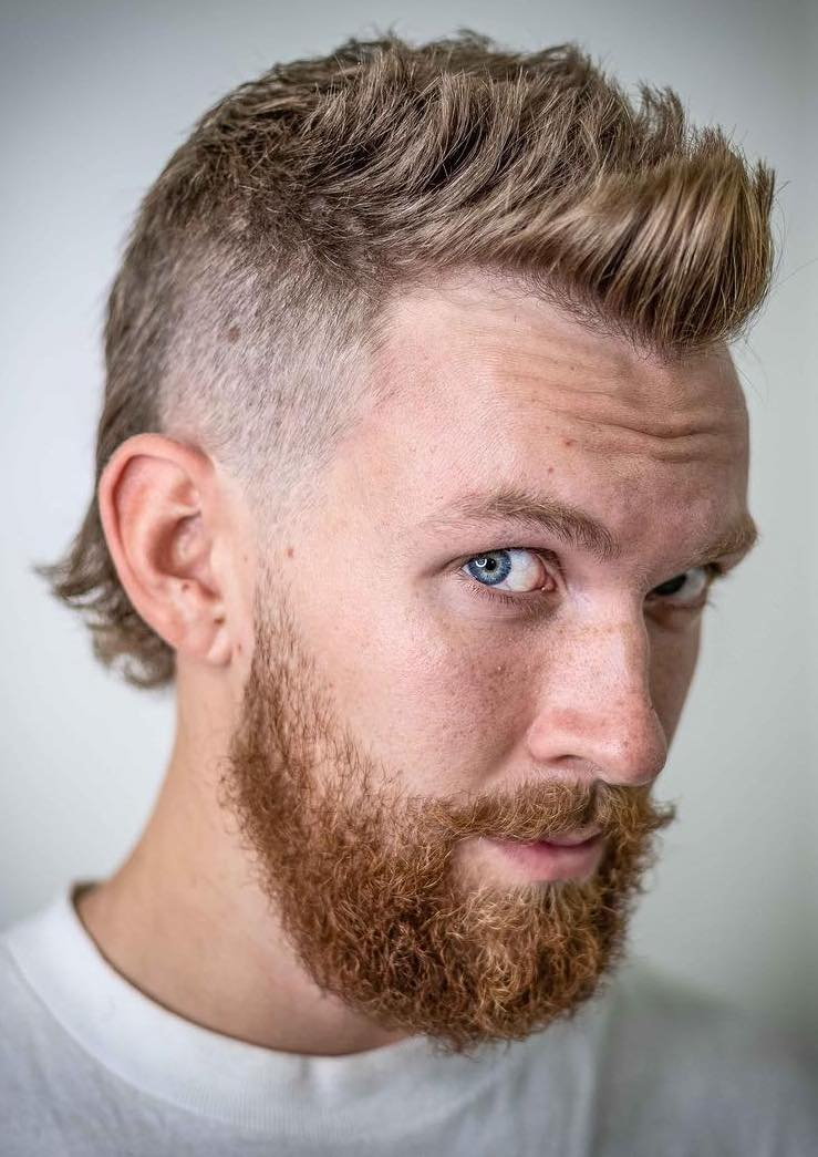 25 Mullet Hairstyles to Rock Your Personality - Haircuts ...
