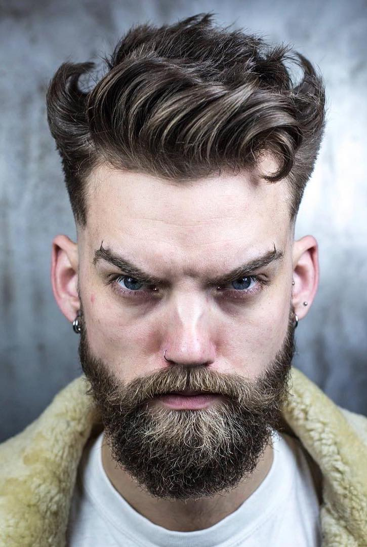 25 Quiff Hairstyles for Ultra Modern Look - Haircuts & Hairstyles 2020