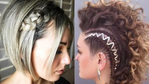 25 Short Braided Hairstyles for an Elegant Look
