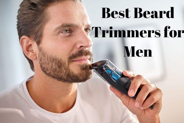 Best Beard Trimmers for Men