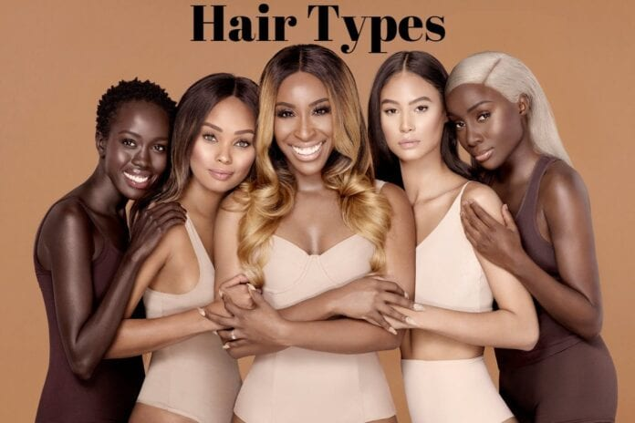 Hair Types : How to Take Care of Your Hair