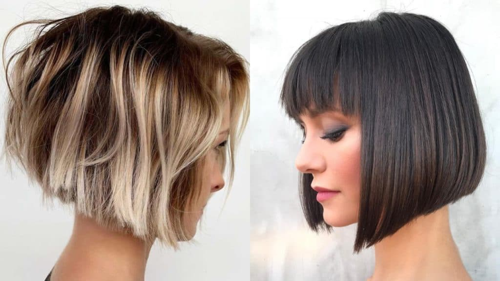 25 Trend Setter Short Hairstyles for Thick Hair