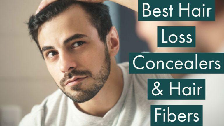 Best Hair Loss Concealers and Hair Fibers