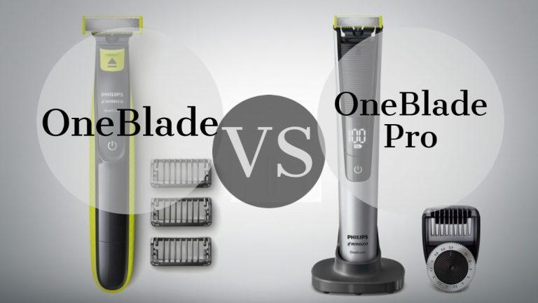 Philips OneBlade vs OneBlade Pro Review
