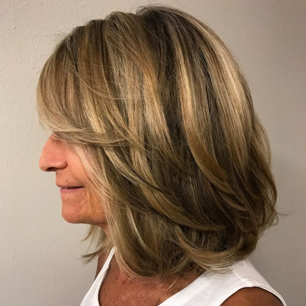 25 Stylish Hairstyle for Older Women 2021 - Haircuts & Hairstyles 2021