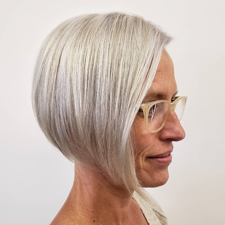 Hairstyle for Older Women 2021