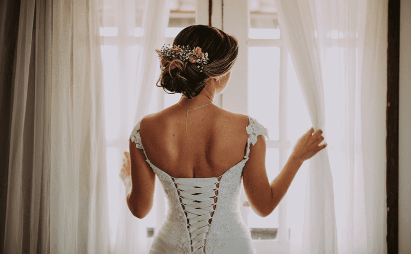 How Selecting the Perfect Hair Style For Wedding Day