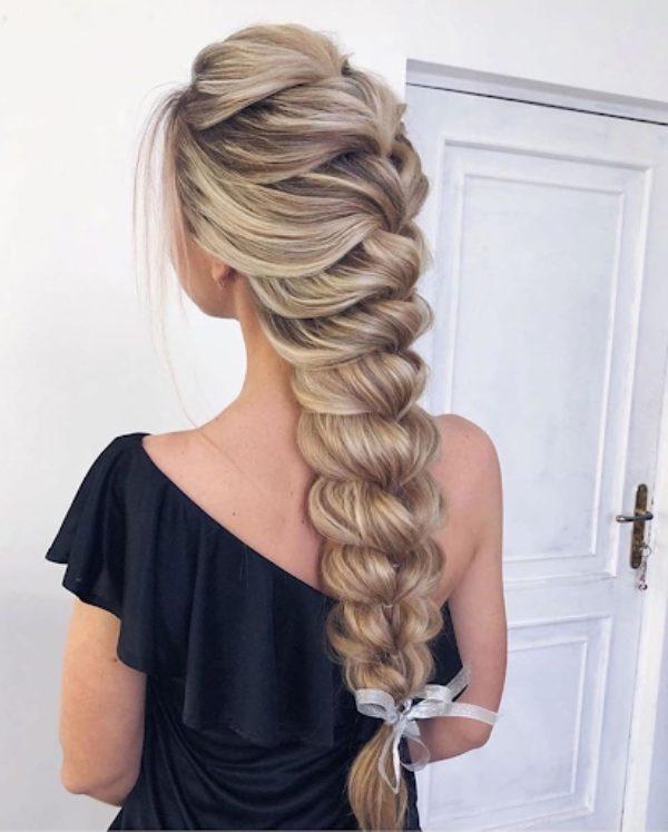 Super Long Braid