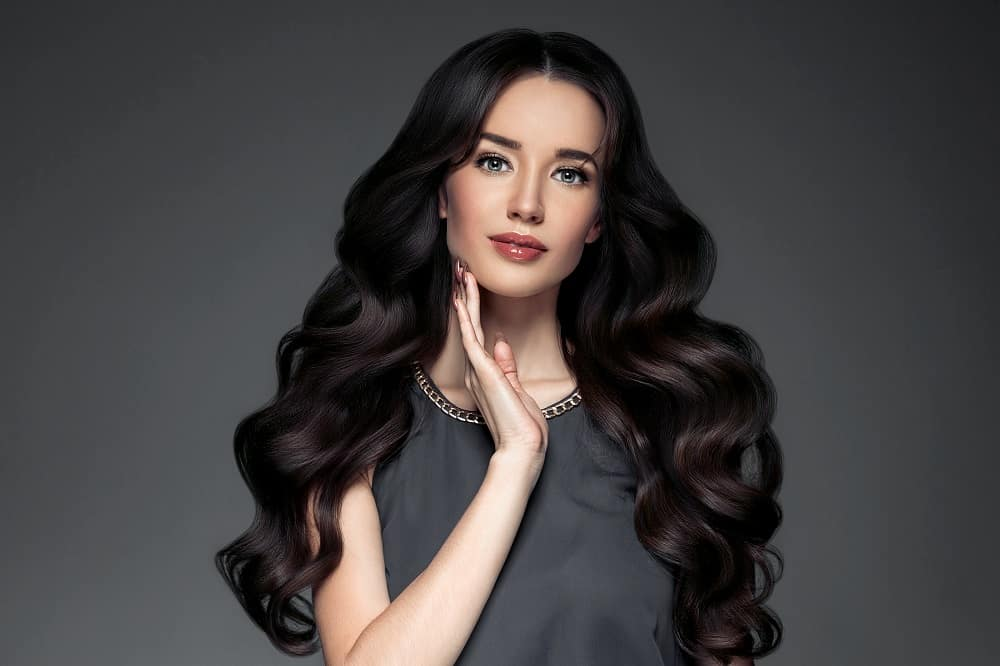 1B Hair Color