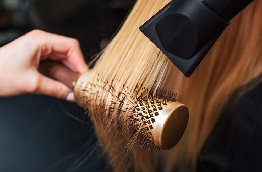 How to Get Rid of Hair Static - Use Ionic Hair Dryer