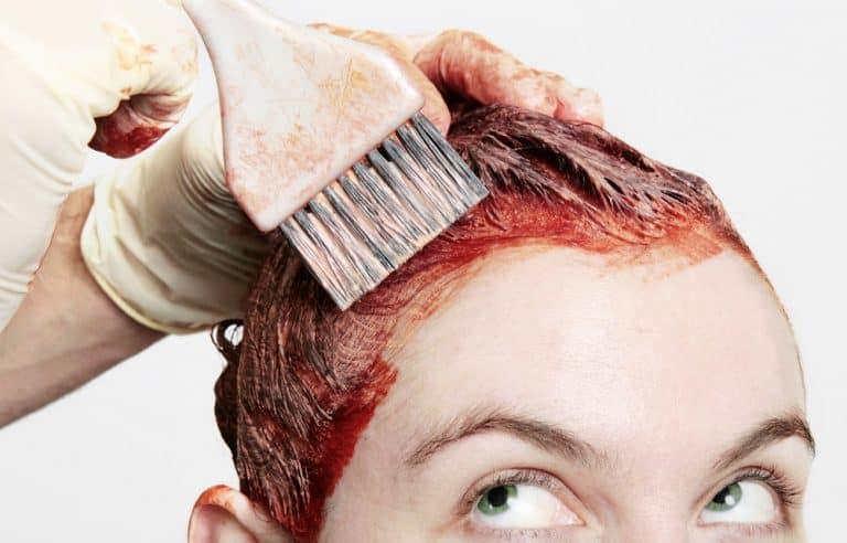 How to Prevent Hair Dye from Bleeding