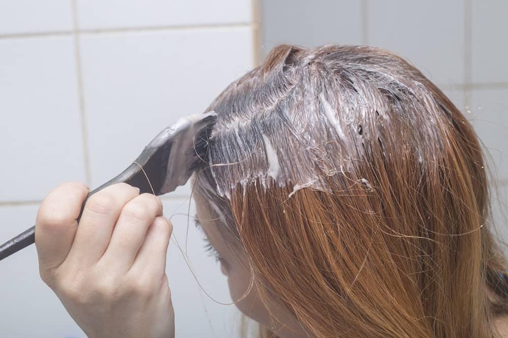 Use Bleach to Get Rid of Orange Hair