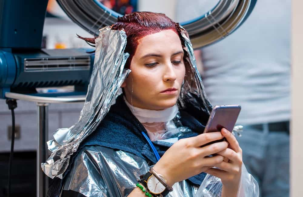 Wait for At Least 72 Hours Before You Wash Your Hair After Dyeing