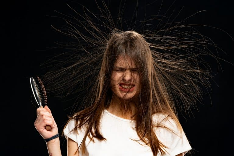 Why Do I Have so Much Static on my Hair?